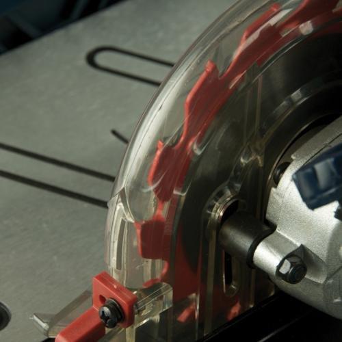 GMC Scie pour Plancher stratifié 125mm MS018 scie circulaire sécurité lame de coupe
