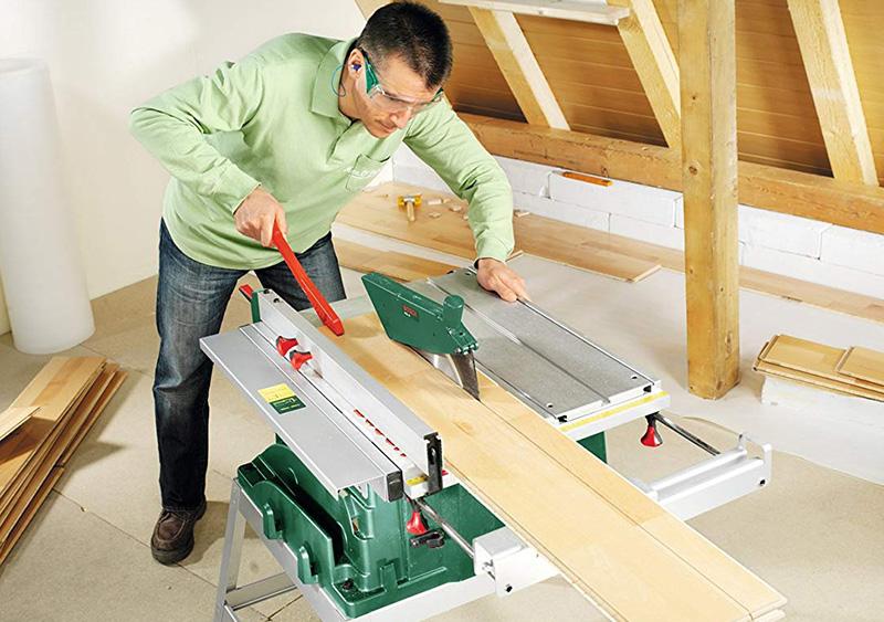 Bosch Scie circulaire à table PTS 10 0603B03400