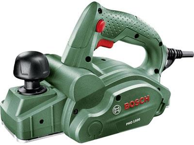 Test - Rabot Filaire PHO 1500 Bosch