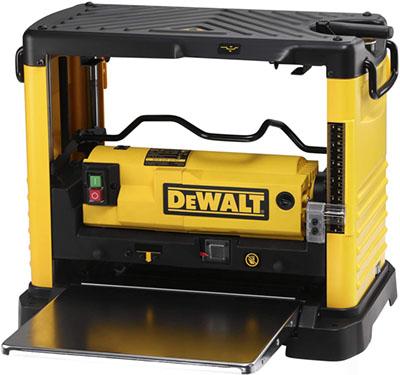 Test - DeWalt DW733-QS - Cepillo de Regrueso Portátil 1.800W