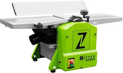 test - Zipper - Dégauchisseuse - Raboteuse 254 mm électrique 1500 W 230 V - ZI-HB254 - Zipper